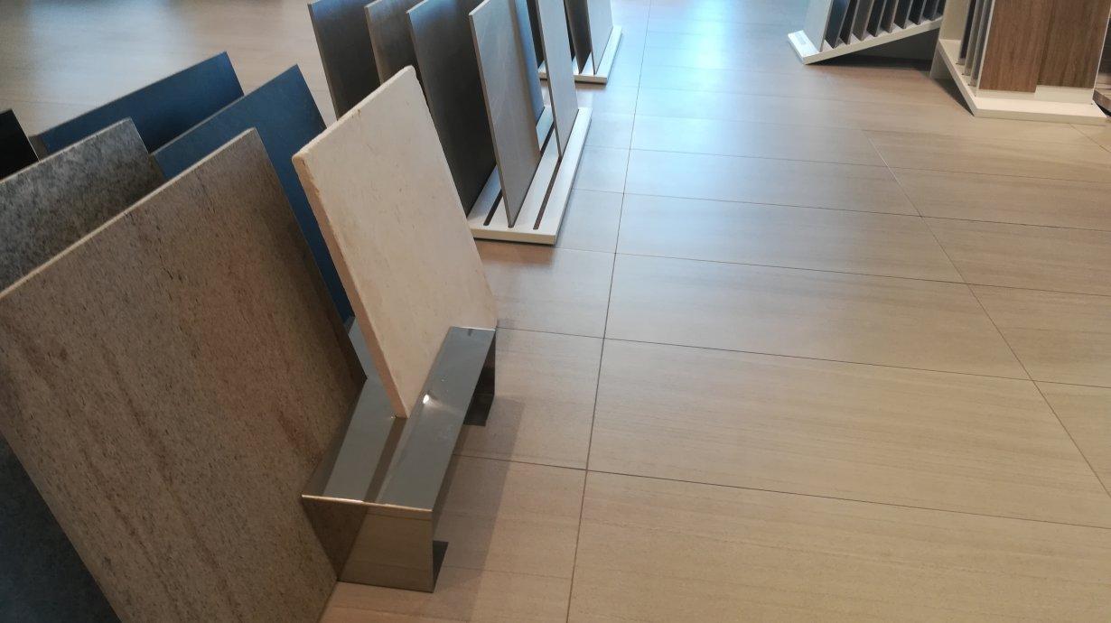 Boden Decke Laminat Fliesen Paneele Potter Baustoffe
